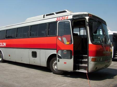 Autobus Sexo 18