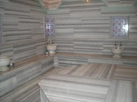 Hammam relajante bano turco turqu a por descubrir - Sauna finlandesa o bano turco ...